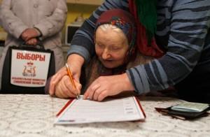 Verkiezingen Rusland 2